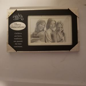 Other - Three Generations picture frame